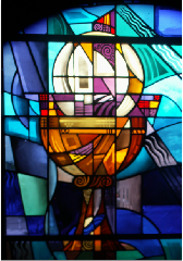 Art glass stained glass window -Art glass Ireland- Glass suppliers shop