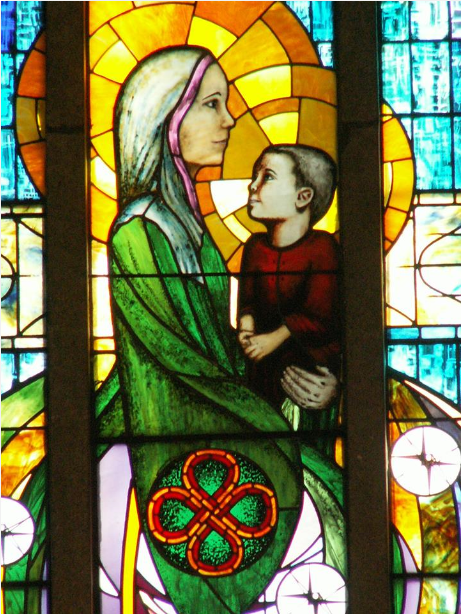 Irish Stained Glass Derry City