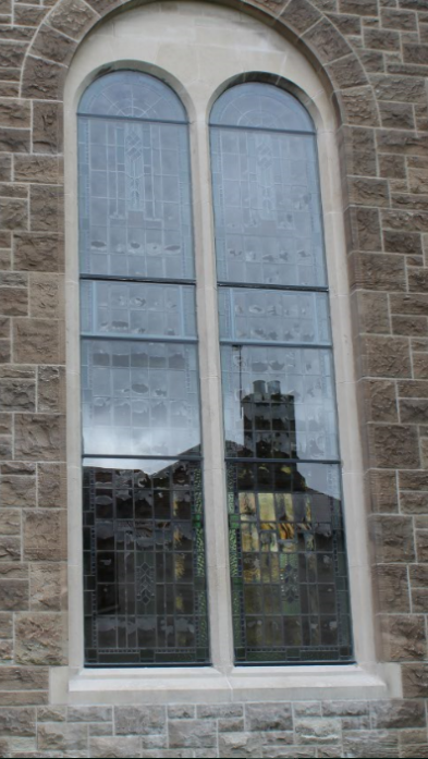 Church Glass Dublin ireland stained glass studio sotrm glazing external glass protection dublin online supply and install storm glazing in ireland