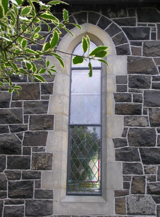 Church restoration stained glass repair restore and protect with waterproof external glazing storm glazing by stained glass restoration specialists belfast northern ireland stained glass