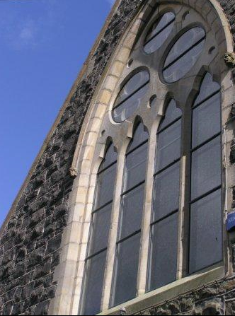 restoration stained glass repair restore and protect with waterproof external glazing storm glazing by stained glass restoration specialists dublin meath ireland stained glass