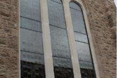 Church Glass Ireland Protective exterior glass protection ireand Dubline church glass stained glass dublin
