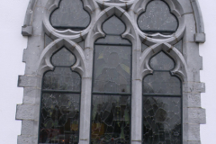 Storm Glazing Belfast Northern Ireland church glass