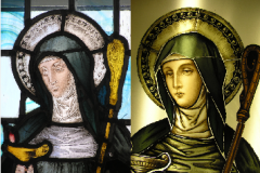 Art glass stained glass window -Art glass Ireland- Stained glass stuido glass Restoration